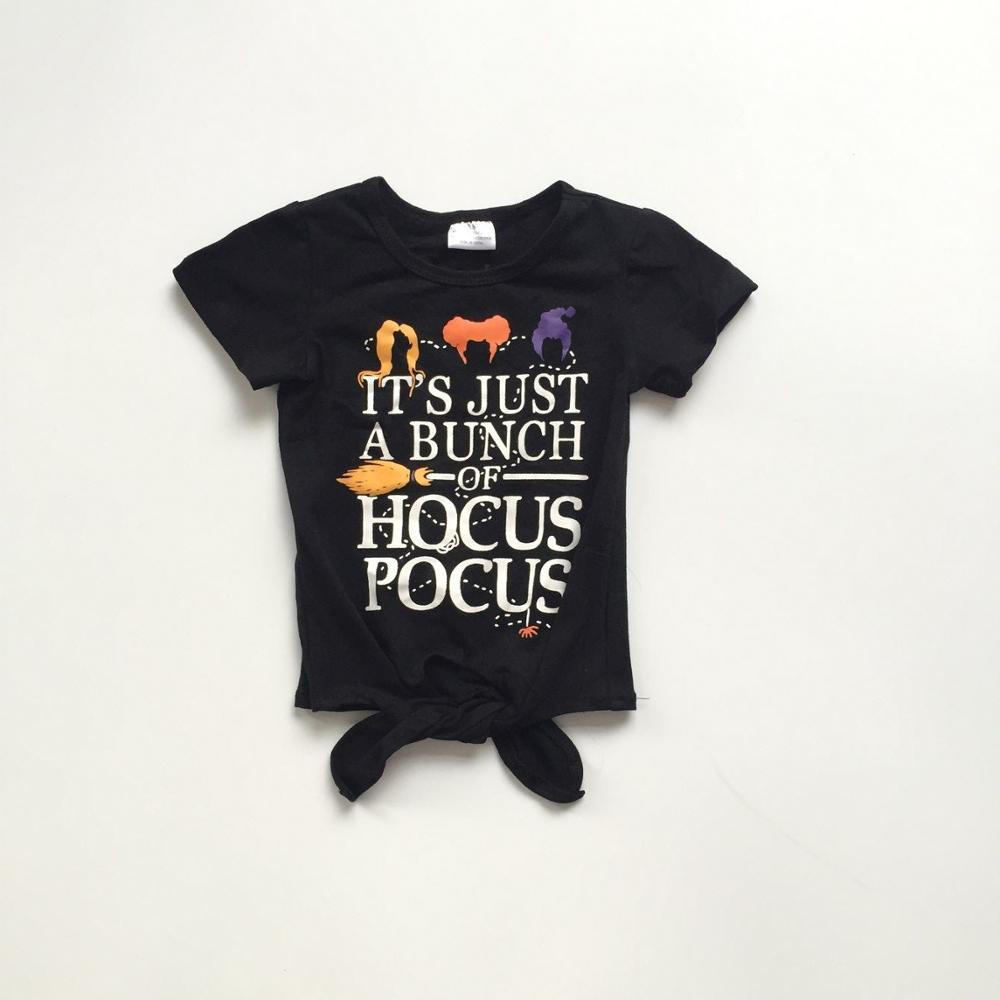 Mommy and baby girls clothes summer T-shirts baby kids black shirts mommy me boutique shirts wholesale