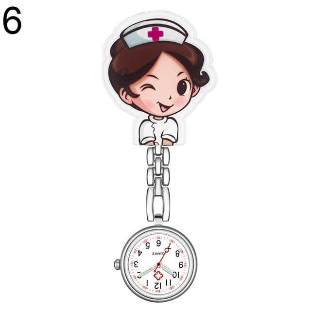 Waterproof Retro Mini Student Girl Hanging Watch