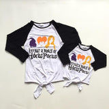 Mommy and baby girls clothes girls fall raglans baby kids white ragalns shirts