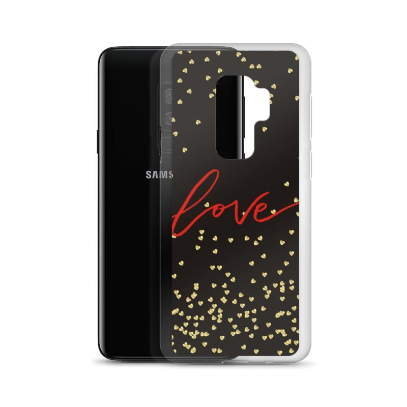 Love Samsung Case