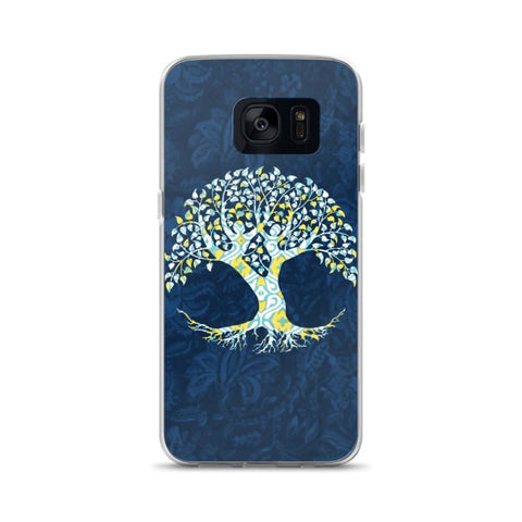 Samsung Case, Tree of Life Samsung Case - TheVirasat - Home Furnishings Textile Exporter