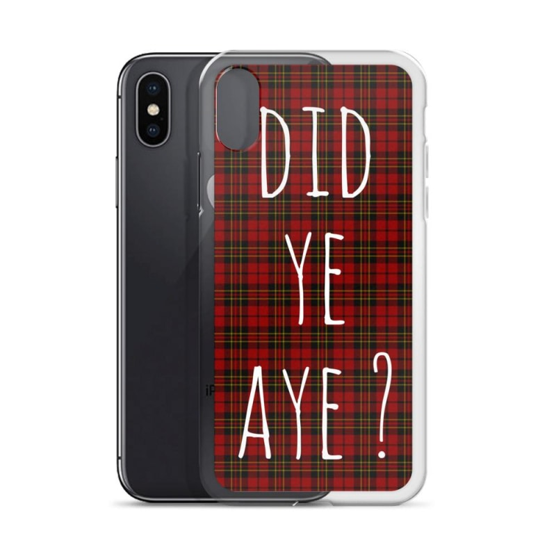 Scottish Iphone Case Premium Iphone Case
