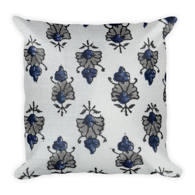 Self Motifs Square Pillow - Printed - TheVirasat - Home Furnishings Textile Exporter