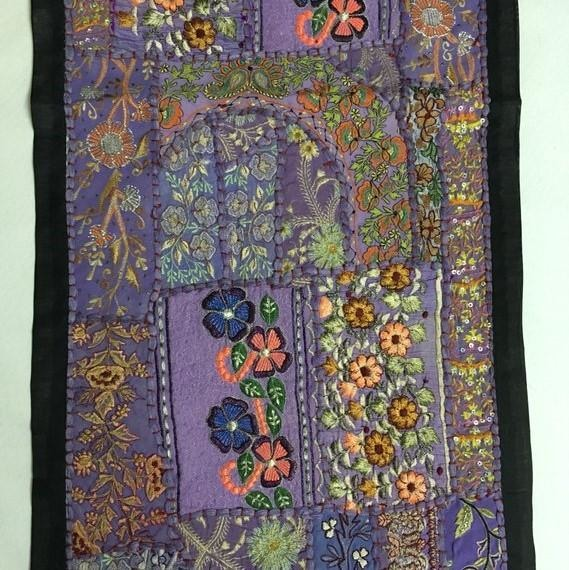 Table Runner, Wall Hanging, Boho Tapestry, Bohemian Runner - TheVirasat - Home Furnishings Textile Exporter