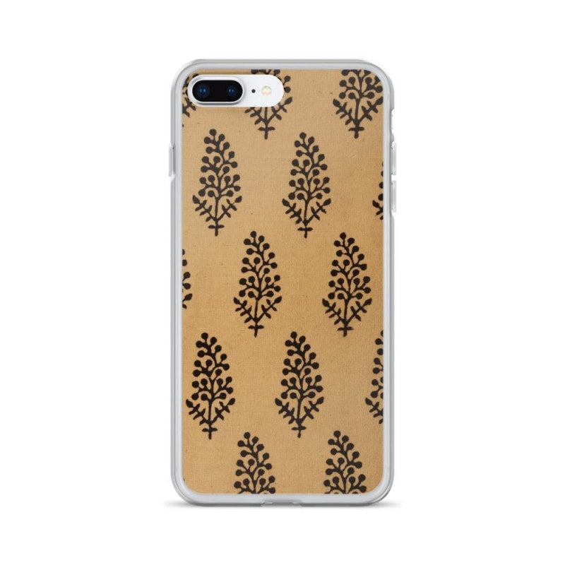 Vintage Print iPhone Case, Premium iPhone Case - TheVirasat - Home Furnishings Textile Exporter