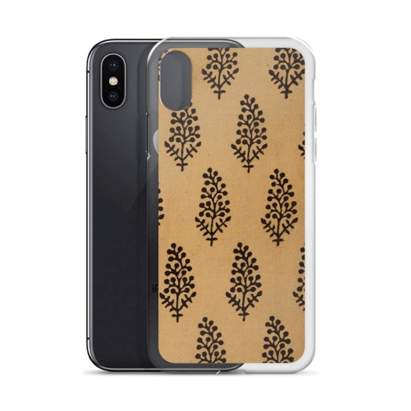 Vintage Print Iphone Case Premium Iphone Case