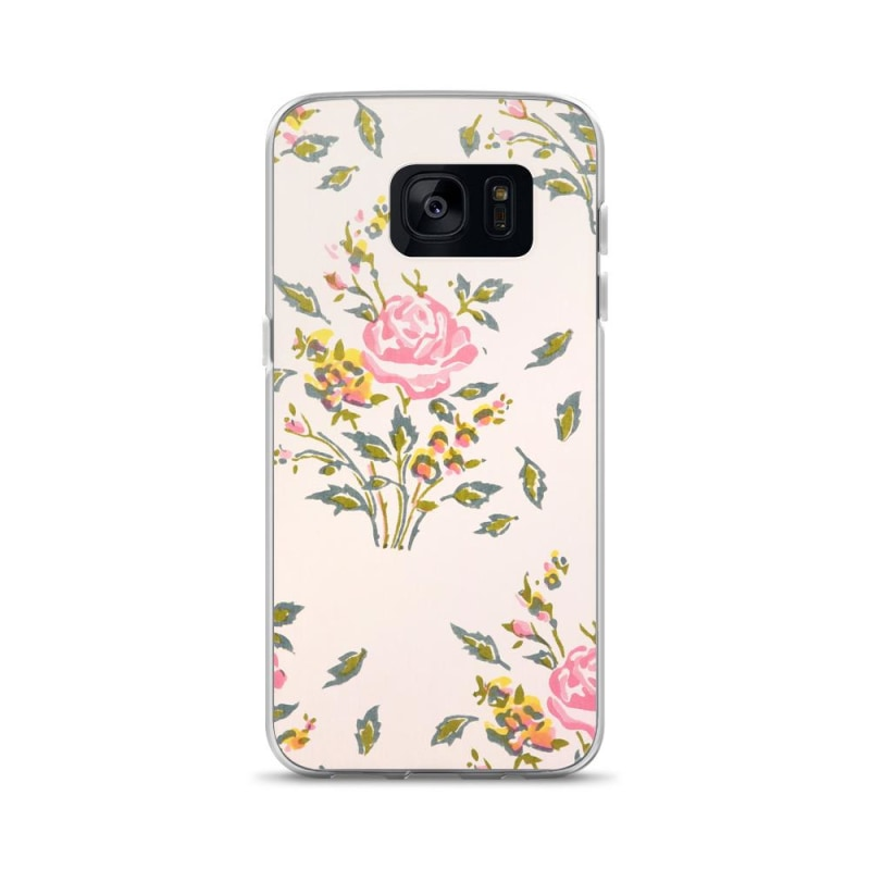 Watercolour Floral Samsung Case - Samsung Galaxy S7