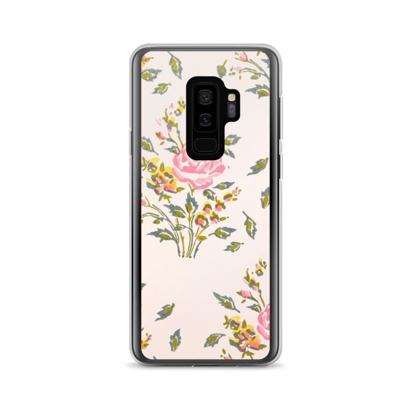 Watercolour Floral  Samsung Case, Beautiful & Flexible - TheVirasat - Home Furnishings Textile Exporter