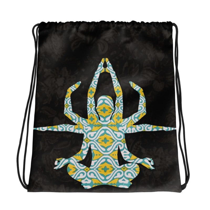 Yoga Drawstring bag