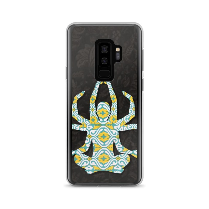 Yoga Goddess Samsung Case, Premium Samsung Case - TheVirasat - Home Furnishings Textile Exporter
