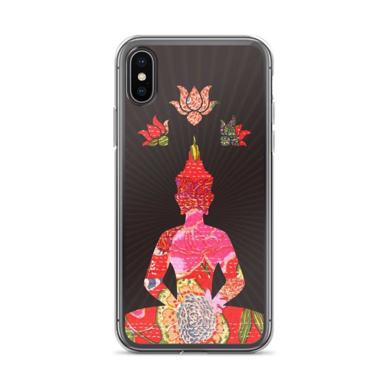 Yoga iPhone Case