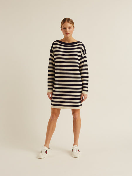 Sweater dress Laure