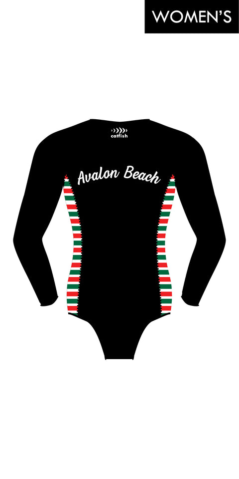 Avalon Beach SLSC Surf Suit