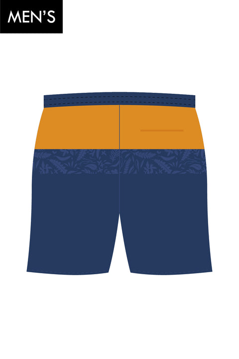 Off The Track Training Men's Boardshorts
