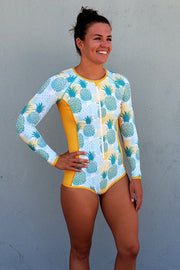 Love Pineapples Surf Suit