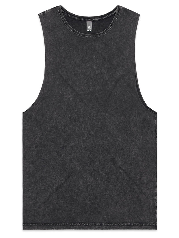 Stone Washed Barnard Tank