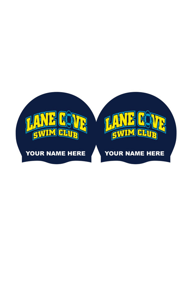 Lane Cove Custom Swim Cap