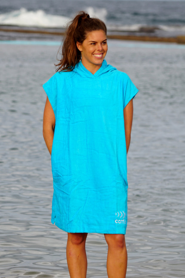 Aqua Towel U Wear