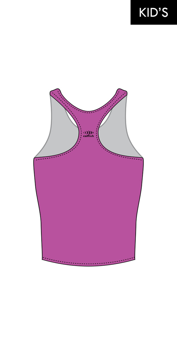 Kids' Avalon Beach SLSC Hi-Vis Rashie