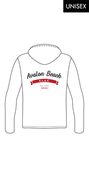 Avalon Beach SLSC - Light Weight Hoodie