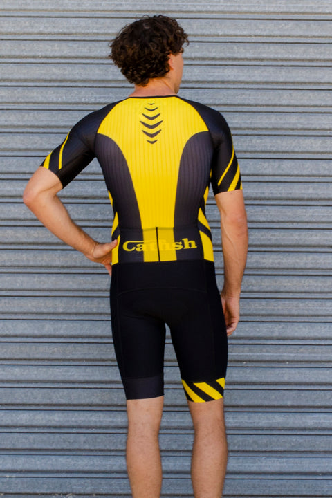 Big Rig Aero Sleeve Trisuit