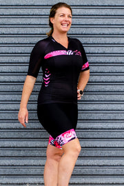 Black Roses Superleggera Cycle Jersey