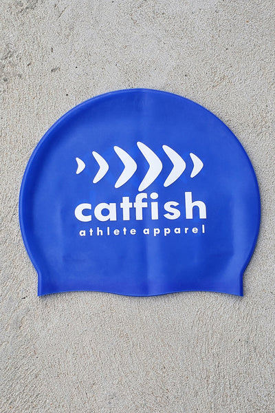 Swim Cap - Blue