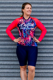 Bright Tropics Long Sleeve Jersey