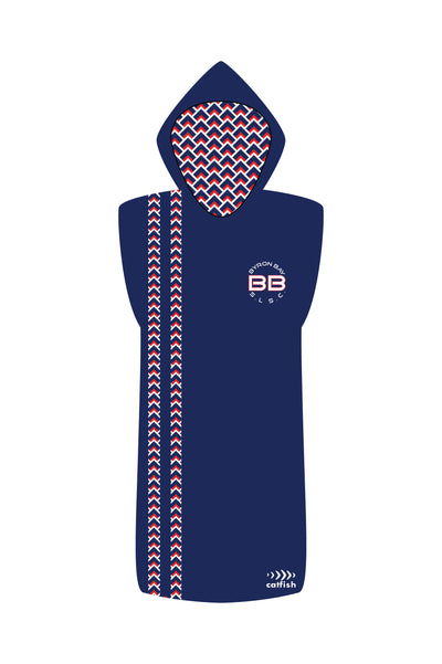Byron Bay SLSC Hooded Towel