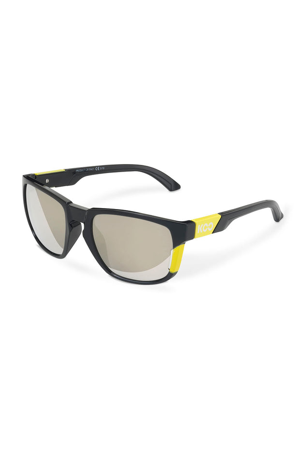 CALIFORNIA Black/Yellow L.Super Ivory