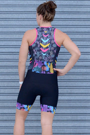 Can't Touch This Zip Tri Suit