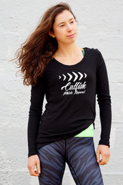 Catfish Long Sleeve Tee