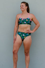 O' Christmas Tree Scoop Bikini