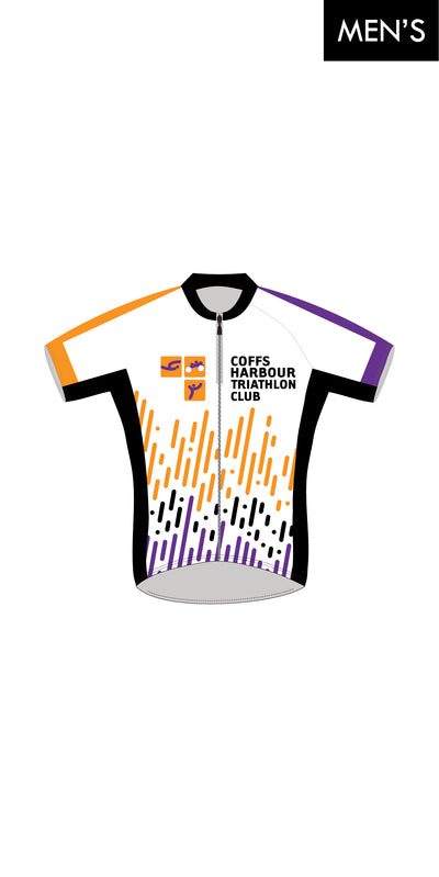 Coffs Harbour Tri Club Jersey