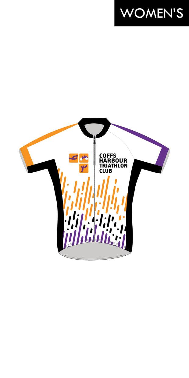 Women's Coffs Harbour Tri Club Jersey