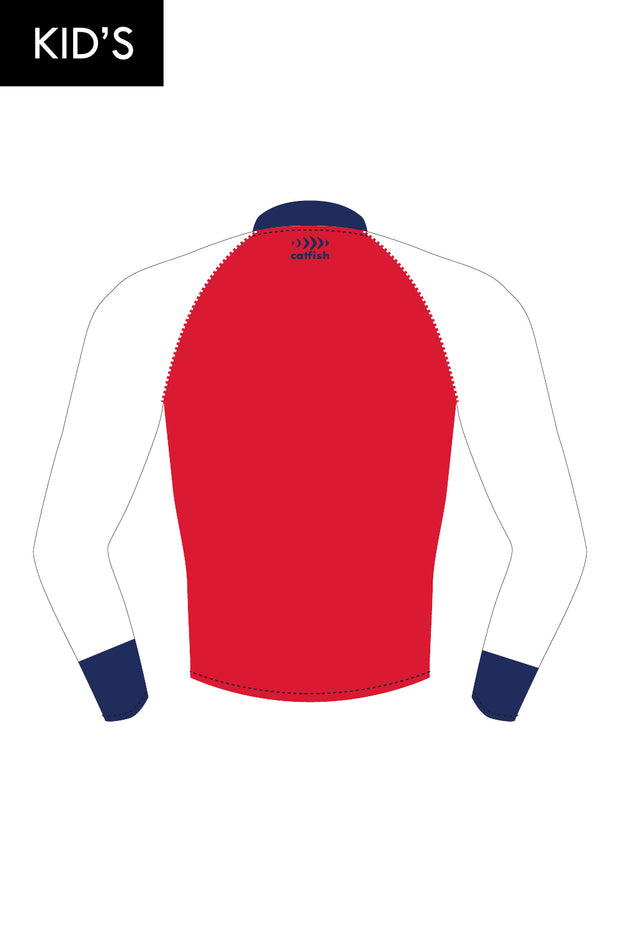 Copacabana Kid's Long Sleeve Rashie