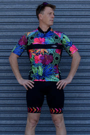 Men's Aloha Cycle Bib