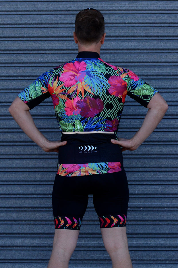Men's Aloha Cycle Jersey