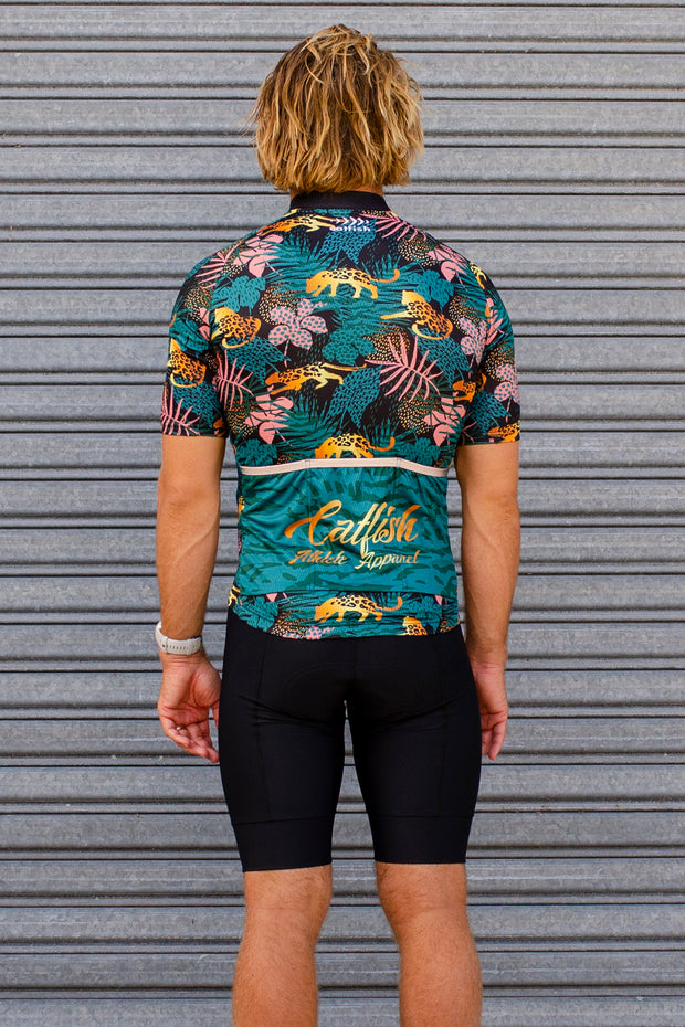 Rumble in the Jungle Men's Cycle Jersey