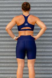 Just Navy Open Back Pace Crop