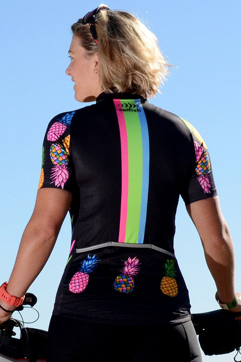 FINE-Apples Cycle Jersey