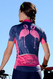 Freddie Flamingo Cycle Jersey
