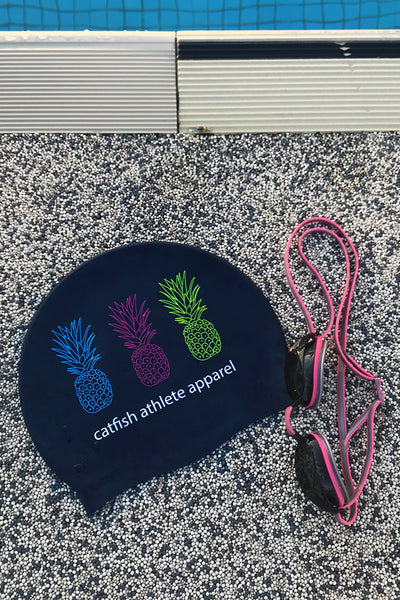 Swim Cap - FINE-apples