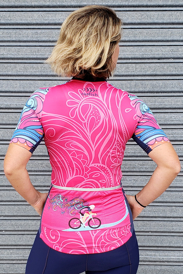 Good Vibes Cycle Jersey