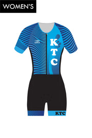 Women's KTC Sleeve Tri Suit