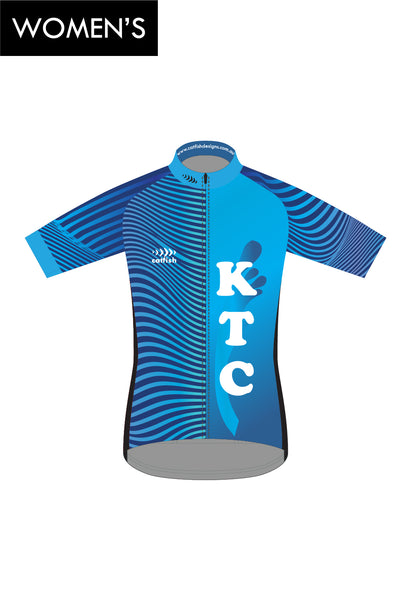 Women's KTC Cycle Jersey