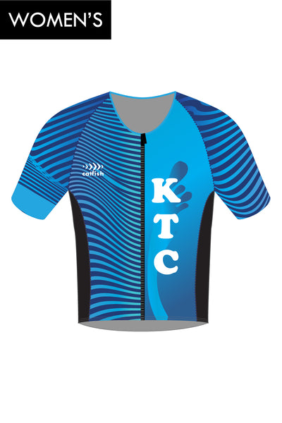 Women's KTC Sleeve Tri Top