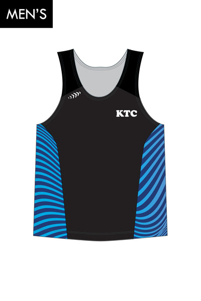 Men's KTC Run Singlet