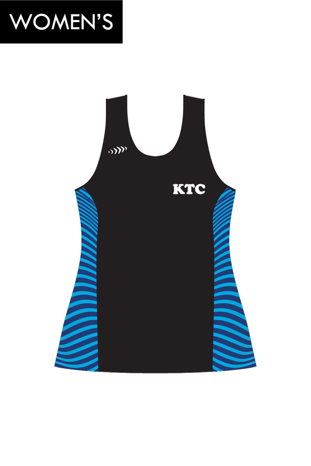 Women's KTC Run Singlet