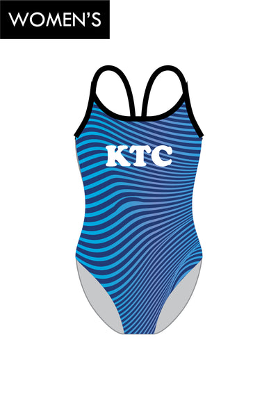 Women's KTC T-Curl One Piece